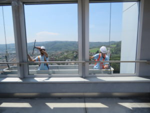 Fensterreinigung, Fensterreinigung Basel